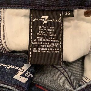 7 For All Mankind Jeans - 7 For All Mankind Dojo Flare